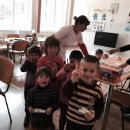 Scoala dupa Scoala la Sanatoriul de Copii Busteni