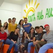 Ce face centrul de tineret Youth Hub AUSF?