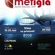 Campionatul de Baschet interscolar Cupa Metigla 2017, editia a III-a