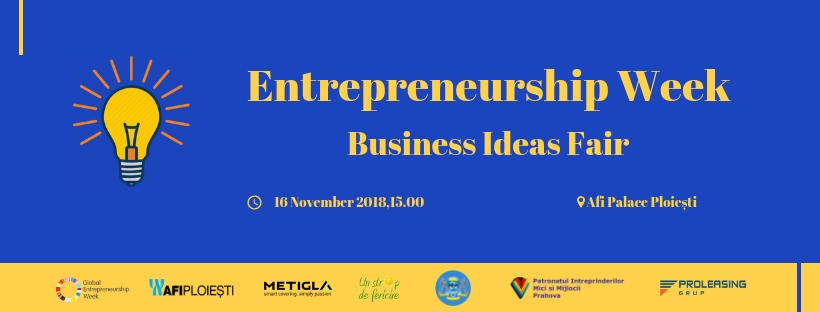 Entrepreneurship Week
