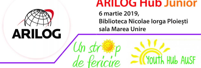 Arilog hub junior – seminar de orientarea in cariera