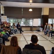 """1-8 aprilie 2019 Proiect Erasmus gazduit de Asociația """"Un Strop de Fericire"""" la Ploiesti"""