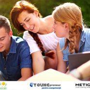YOUNGpreneur: program de educație antreprenorială